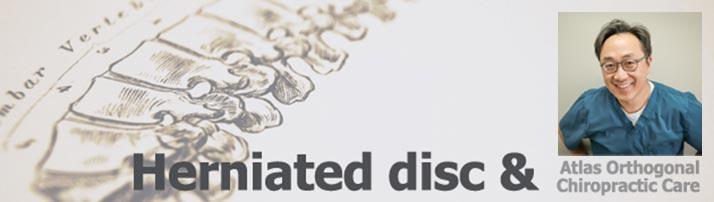 Chiropractor Duluth GA Chuel Hong Park Herniated Disc