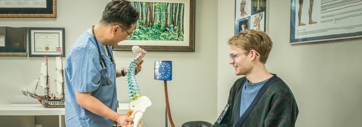Chiropractor Duluth GA Chuel Hong Park Our Treatment